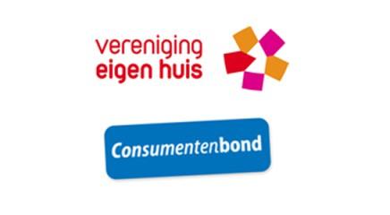 logo vereniging eigen huis en consumentenbond