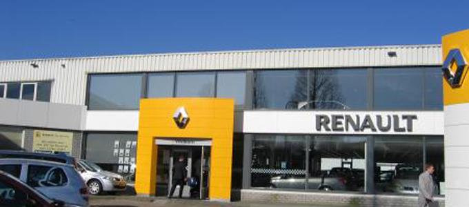 foto Renault Garage